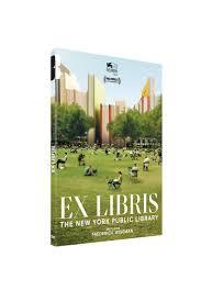 Ex Libris = Ex Libris : The New York Public Library / Frederick Wiseman, réal. |
