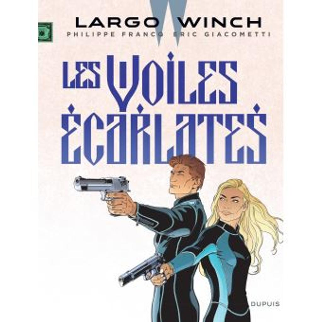 Les voiles écarlates / Philippe Francq, Éric Giacometti |